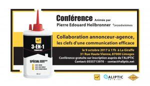 "Conférence ""Collaboration annonceur-agence"" @ La Giraffe"