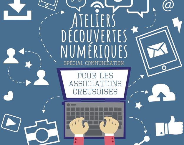Ateliers découvertes numériques - spécial communication @ La Boutique