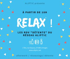 Relax ! #2 @ L'îlot