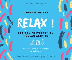 Relax ! #3 @ L'îlot