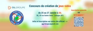 Global Game Jam - 3IL ingénieurs @ Groupe 3iL