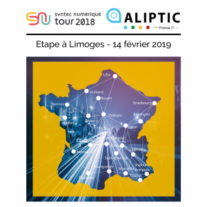 SYNTEC NUMÉRIQUE TOUR – ÉTAPE À LIMOGES @ ESTER Technopole