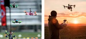 Salon du drone et de l'innovation en Creuse @ Aérodrome Guéret-Montluçon
