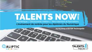 Talents Now @ ESTER Technopole
