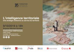 L'intelligence Territoriale, une stratégie collective au service du territoire. @ Espace Michel Sorbier