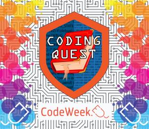 """CodeWeek2019 : """"Coding Quest"""" Un Parcours numérique à la BFM ! @ Bibliothèque francophone multimédia"""