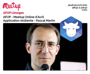 AFUP Meetup Online d'Avril : Application résiliente - Pascal Martin @ En ligne